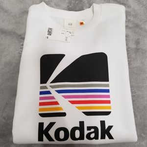 H&M x Kodak Sweater